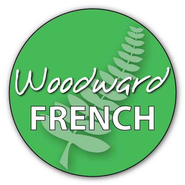 Woodward French - Learn French